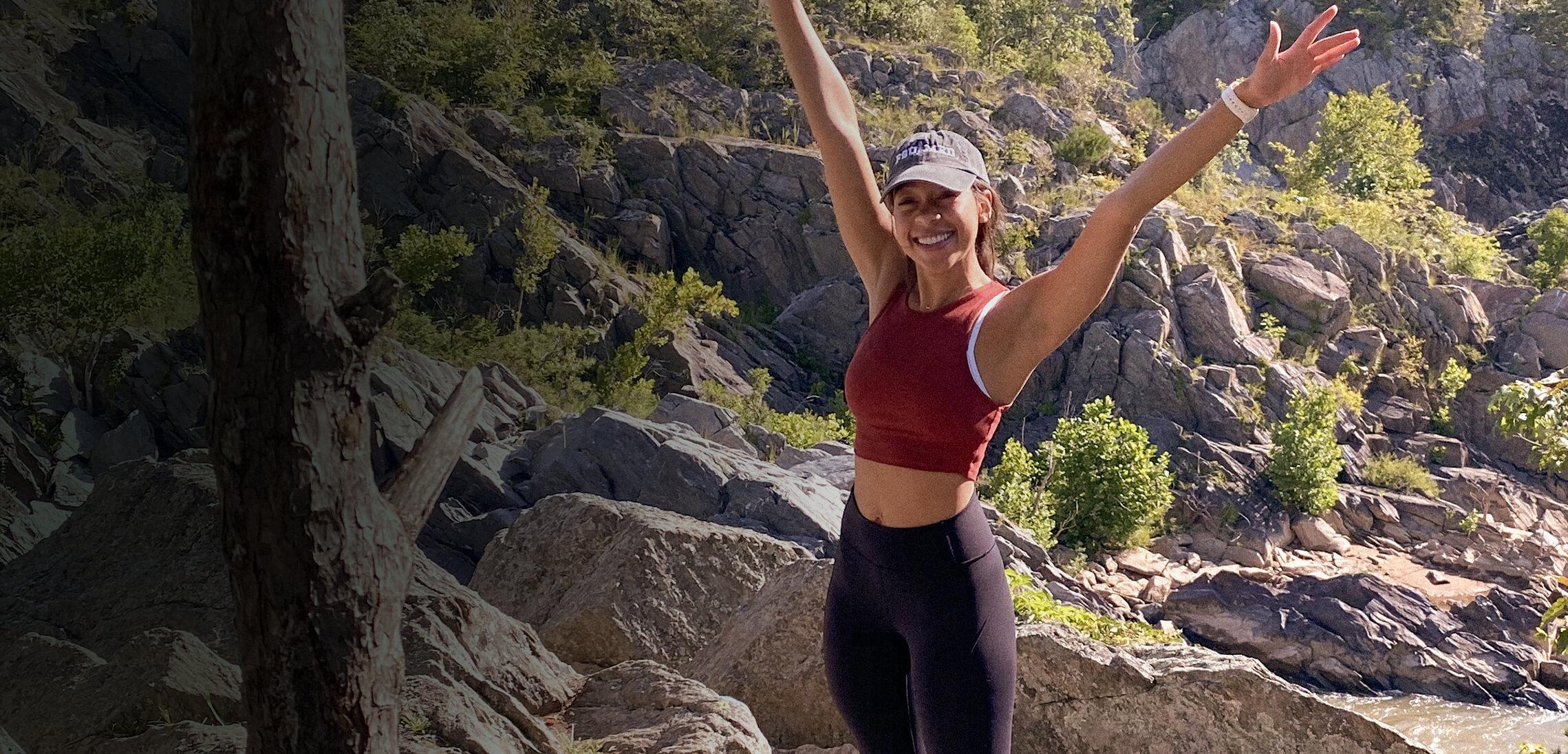 Balancing Work, <br>Life & Fitness with Kiah